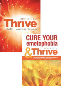Cure Your emetophobia and Thrive, Thrive with Louise